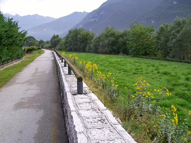 """Piste ciclabili Riva del Garda – Kurtinig"""" e """"Via Claudia Augusta Borghetto – Trento"""""""